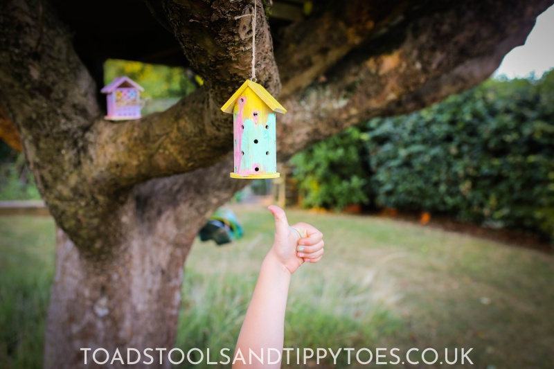 Children craft kit review by Wishes and Wellies