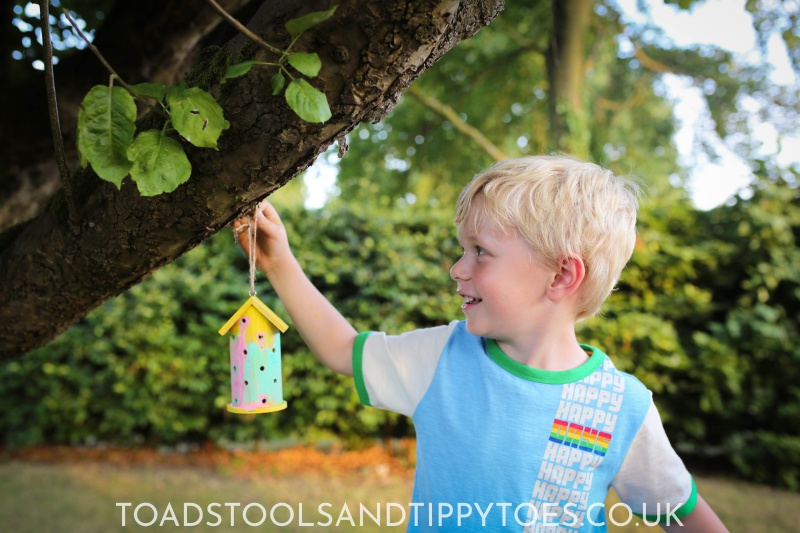 Wishes and Wellies gives us a review of some of our children's craft kits.